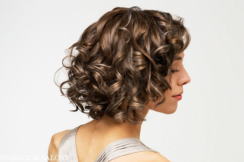 Hairroom salons hair cut photo gallery hair coloring hair soft curls catching all the different tones of highlights in the hair cut a layered bob with swept fringe styling prepped hair using ocean spizz before pmusecretfo Images